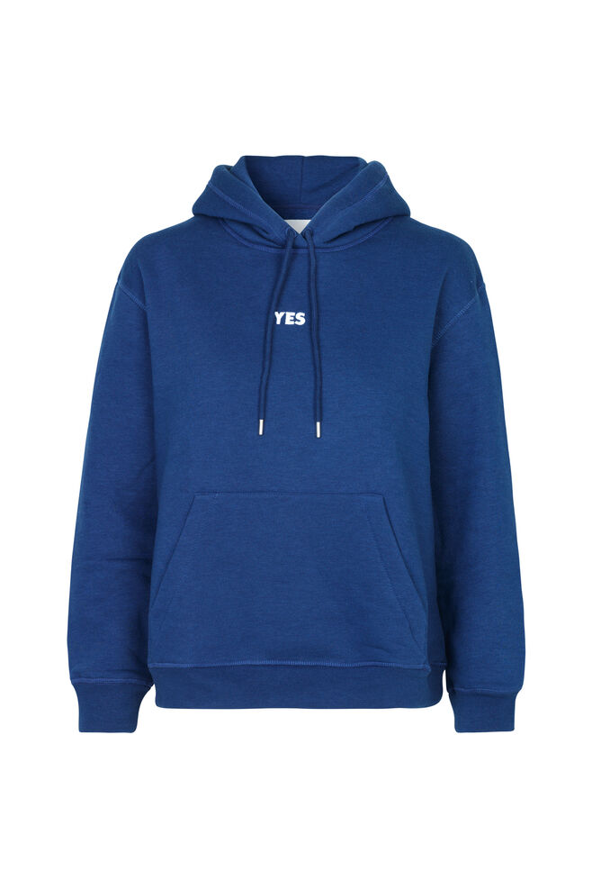 Apo hoodie p 10074, BLUE YES