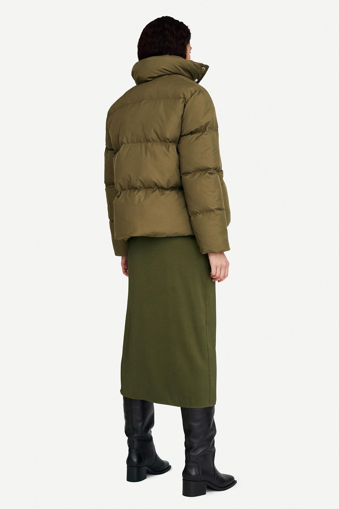 Lyra jacket 13180, DARK OLIVE