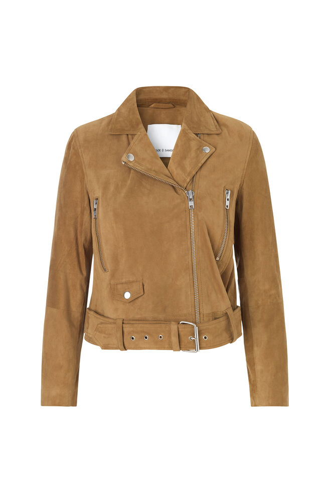 Ebba jacket 9713, ANTIQUE BRONZE