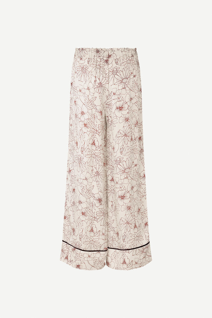 Silje trousers aop 12887 image number 4