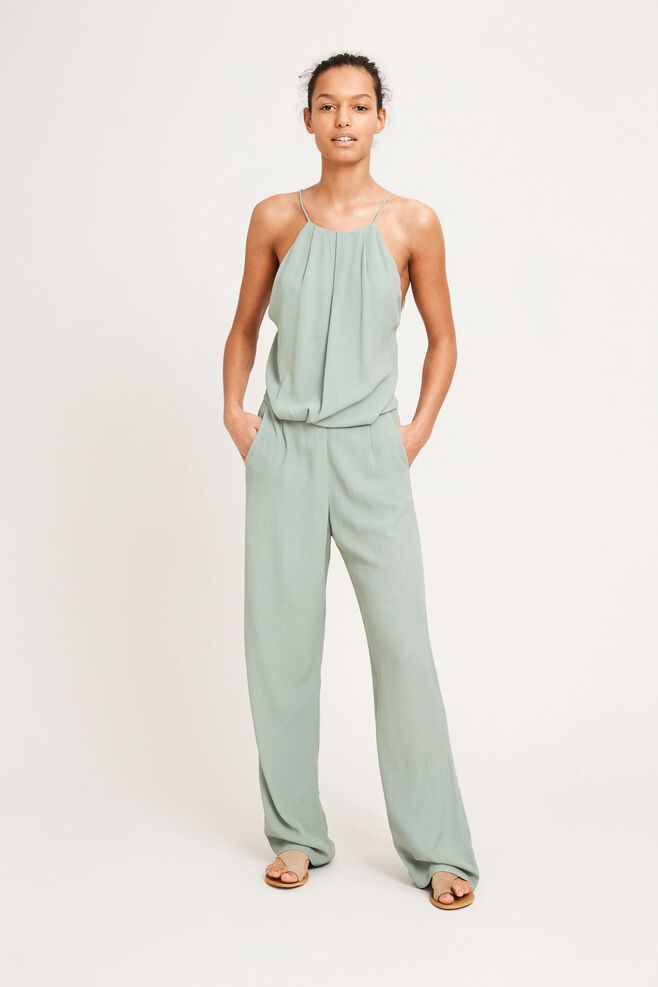 Willow jumpsuit 5687, CHINOIS GREEN