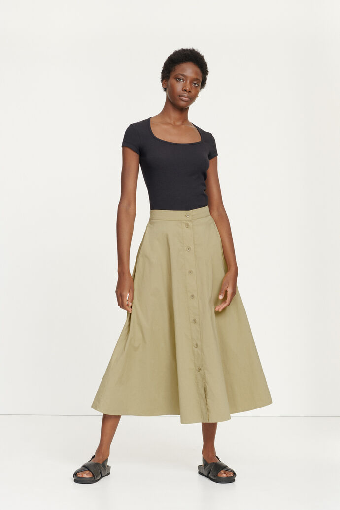 Barbara long skirt 10783