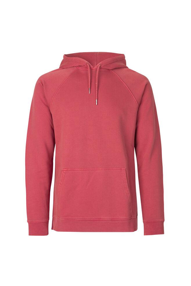 Tash hoodie 9665, BRICK RED