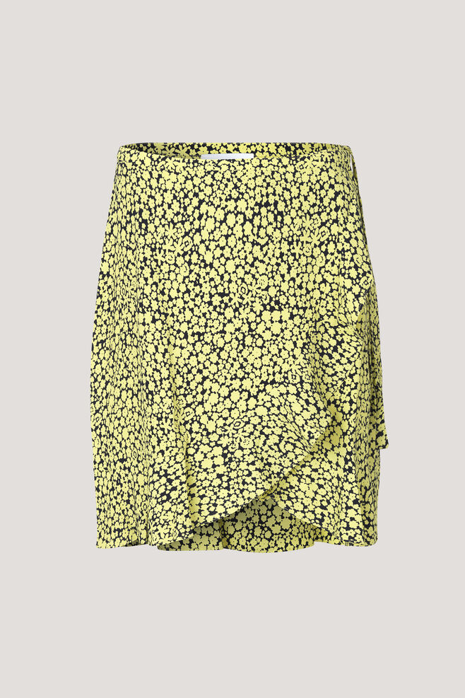 Limon s wrap skirt aop 6515