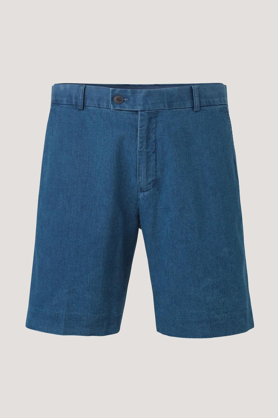 Laurent shorts 9970, DENIM BLUE
