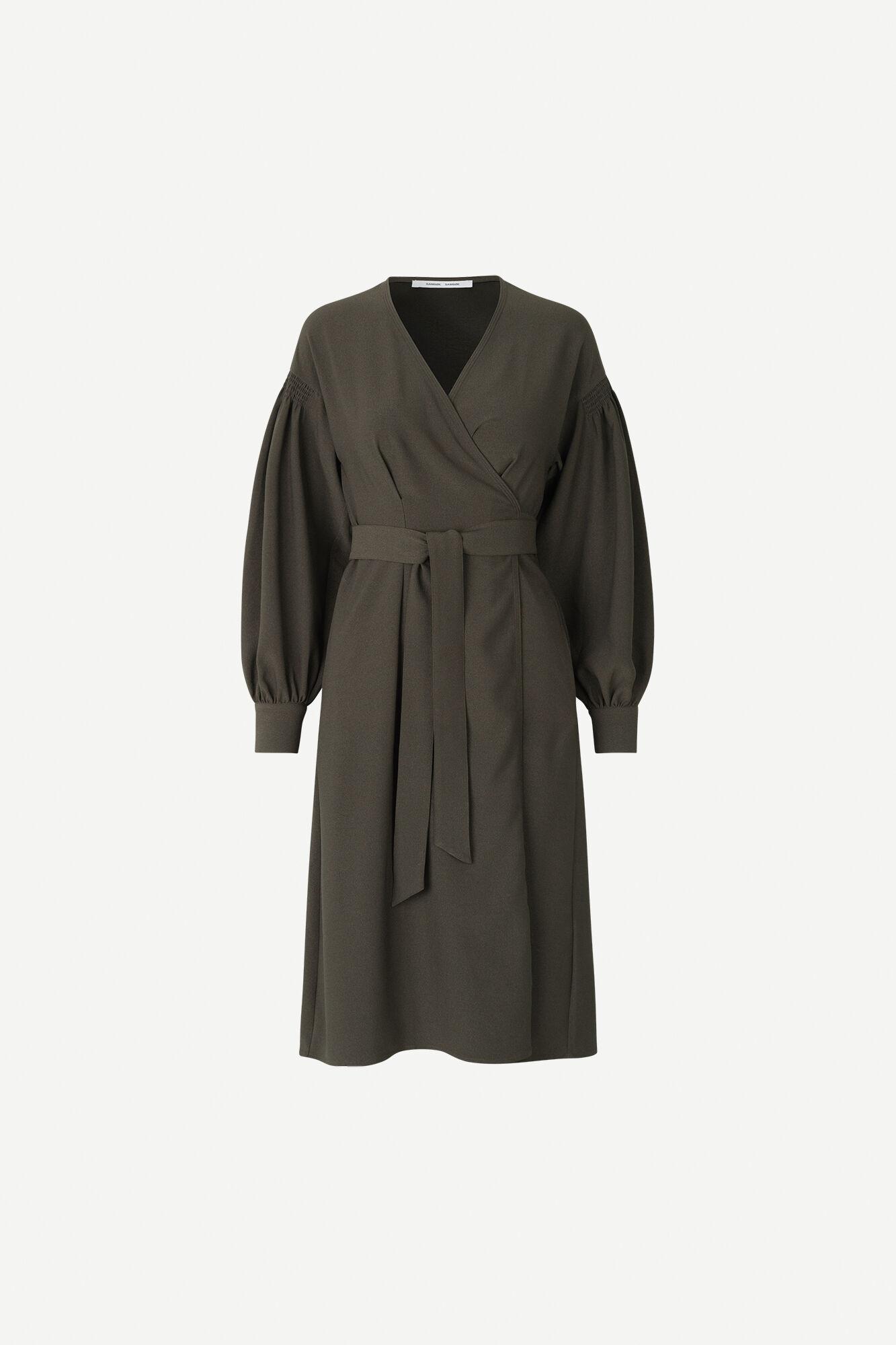 Merrill dress 12909, BLACK OLIVE