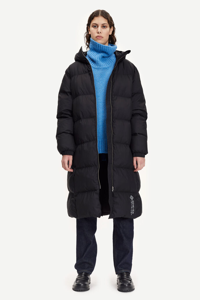 Cloud coat 11684, BLACK