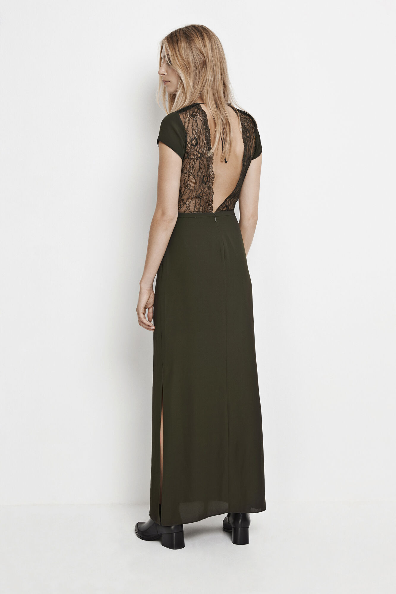 Isar long dress 3973, ROSIN
