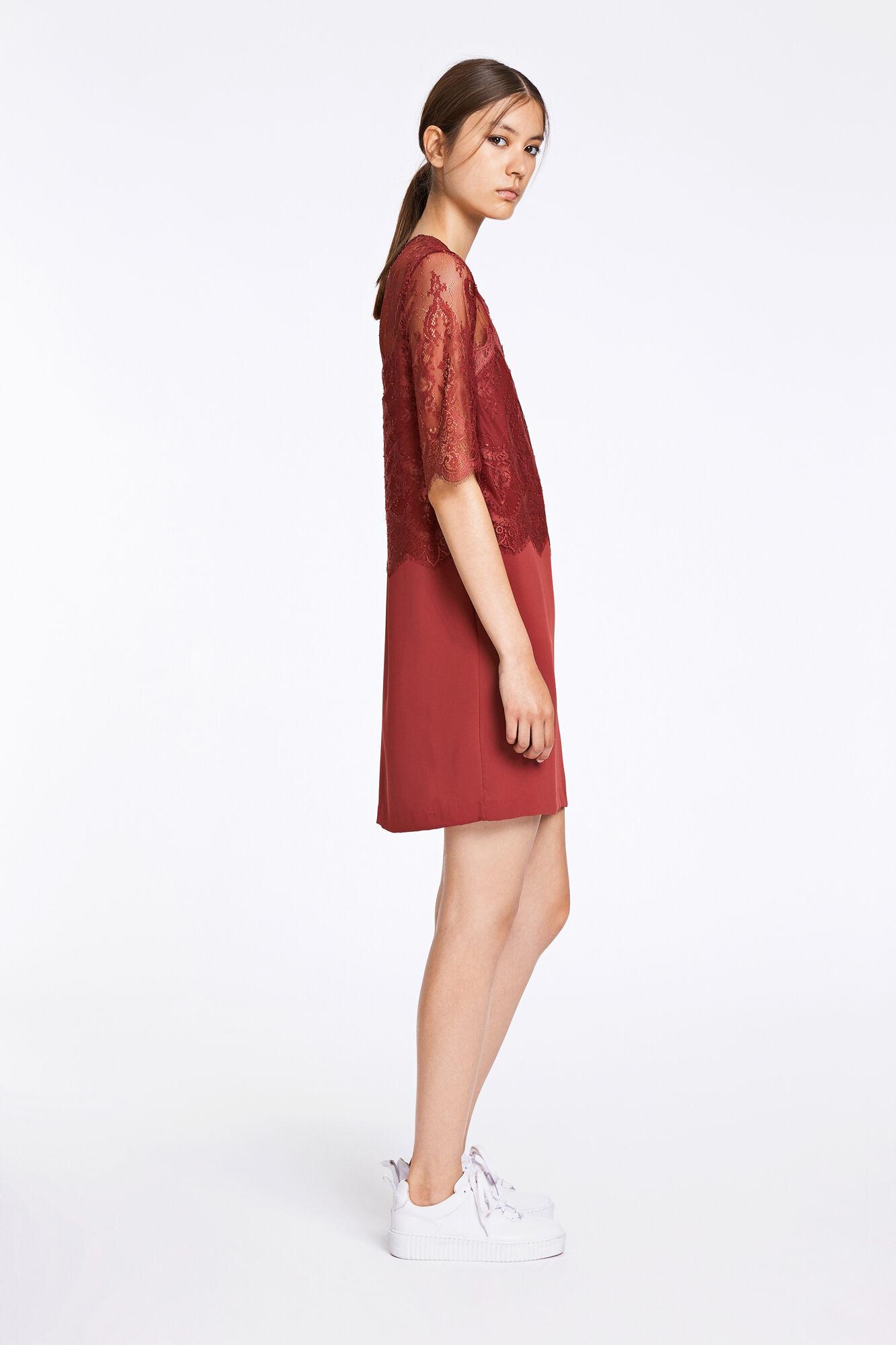 Daphne ss dress 8330, APPLE BUTTER