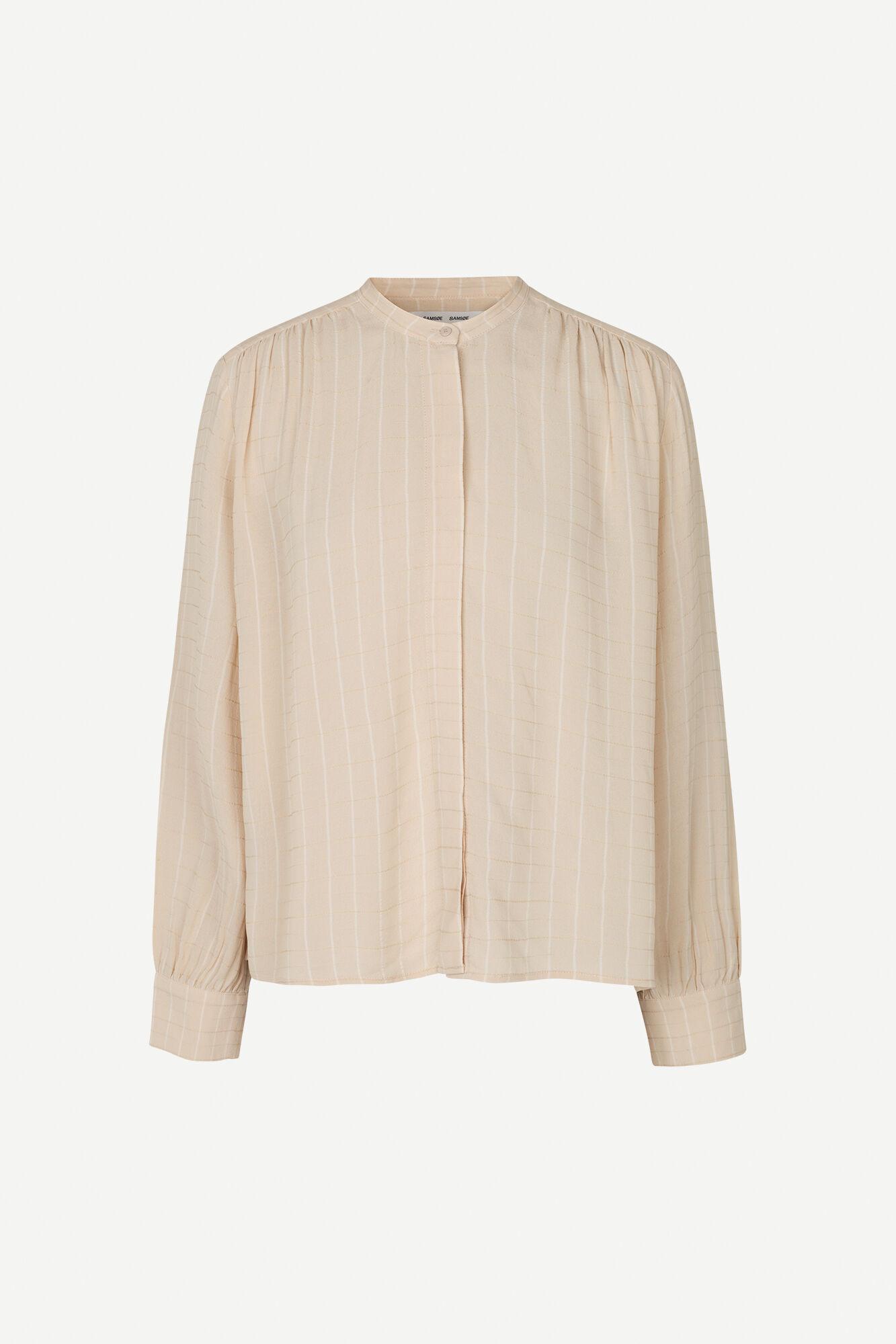 Rochelle shirt 12957, CHALK