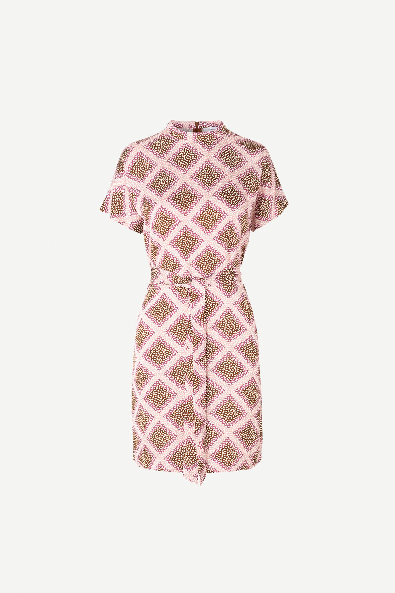 Blumea short dress aop 8325