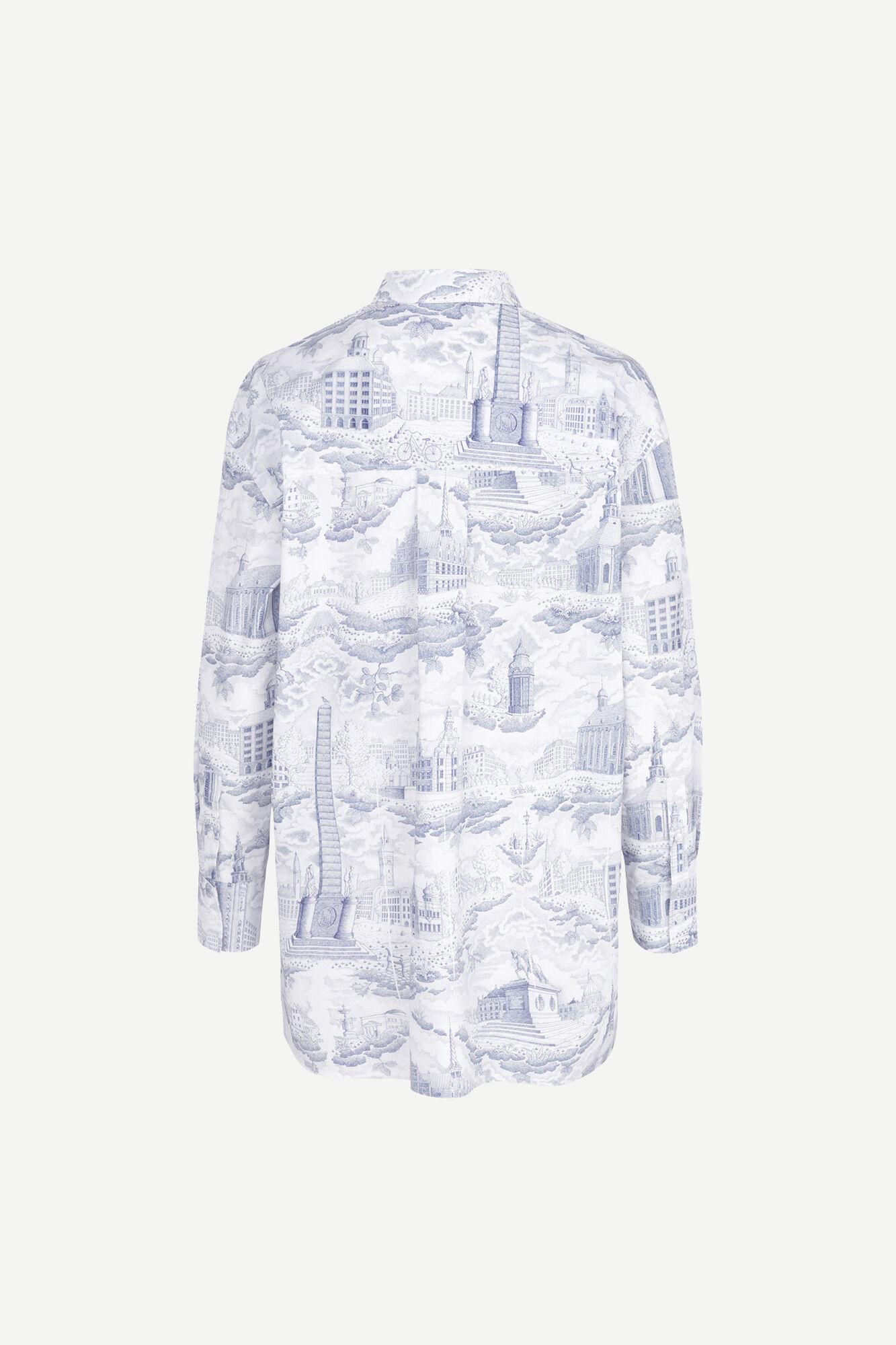 Loraine shirt aop 11332
