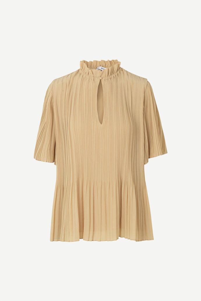 Lady ss blouse 6621, CROISSANT