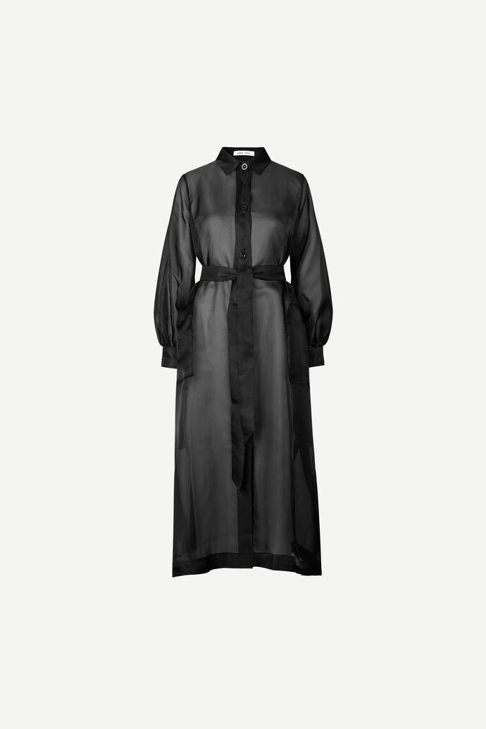 Chantara coat 12854, BLACK