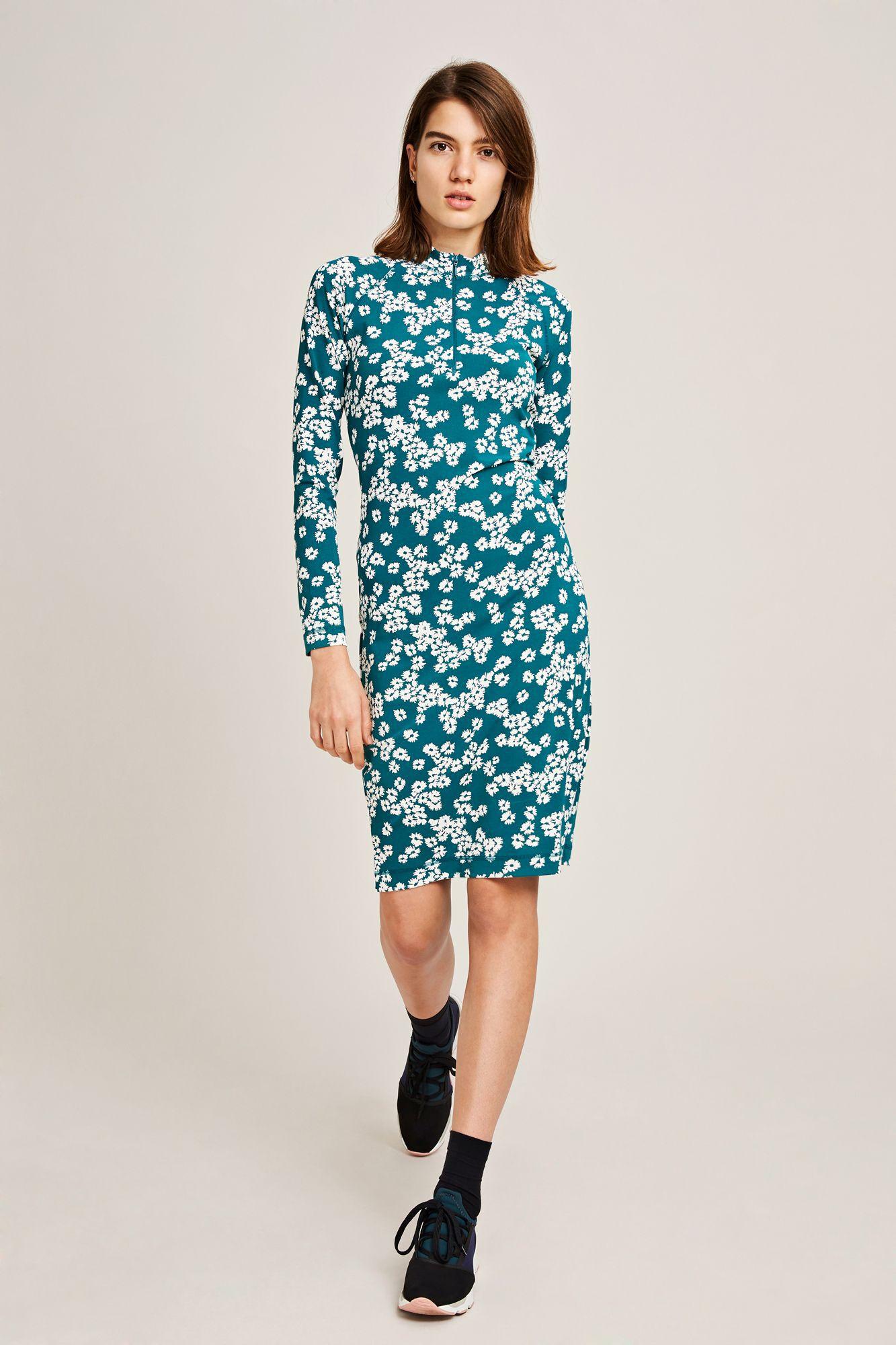 Zhanna dress aop 9918