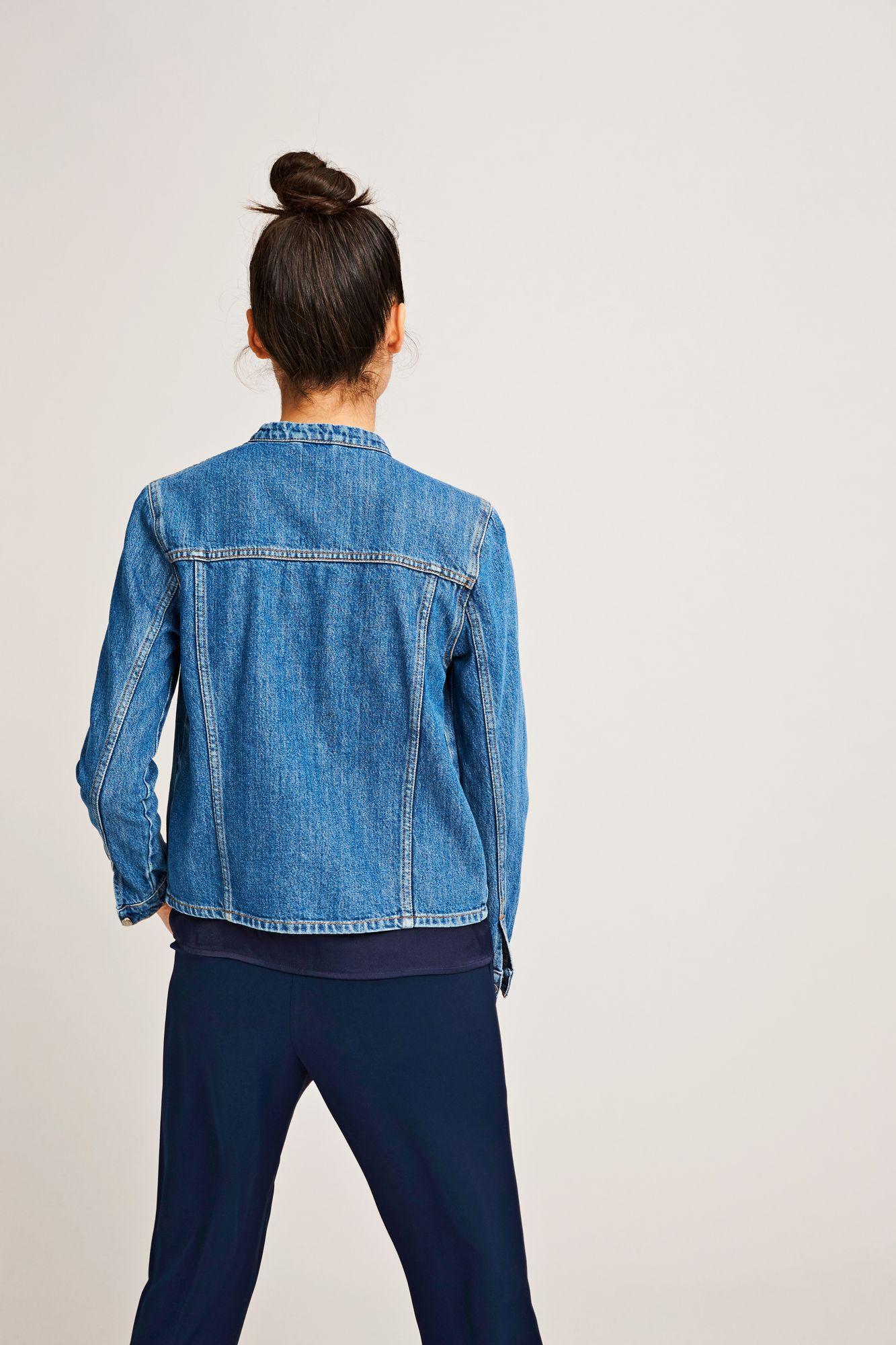 Kerry jacket 9896, BLUE JAY