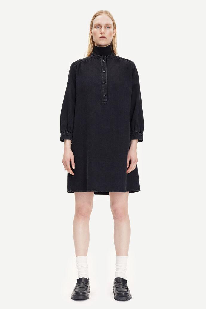 Gia dress 13029, BLACK SNOW numéro d'image 0