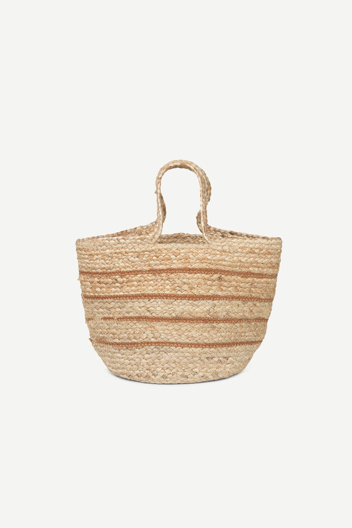 Beach bag S 11507, FULL GRAIN