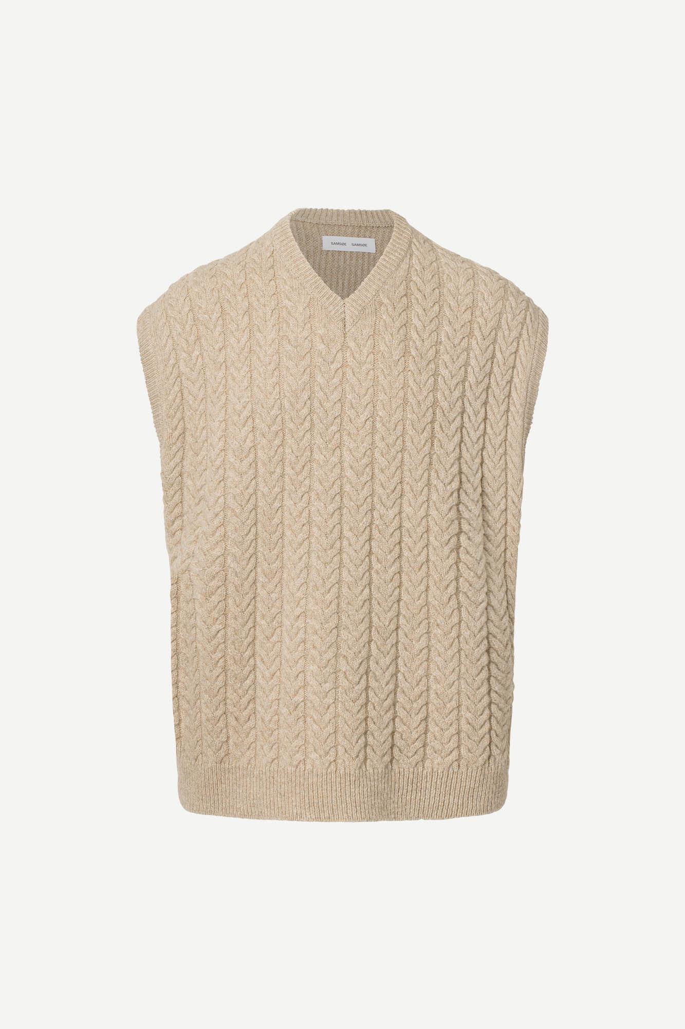 Wyatt vest 14071, HUMUS