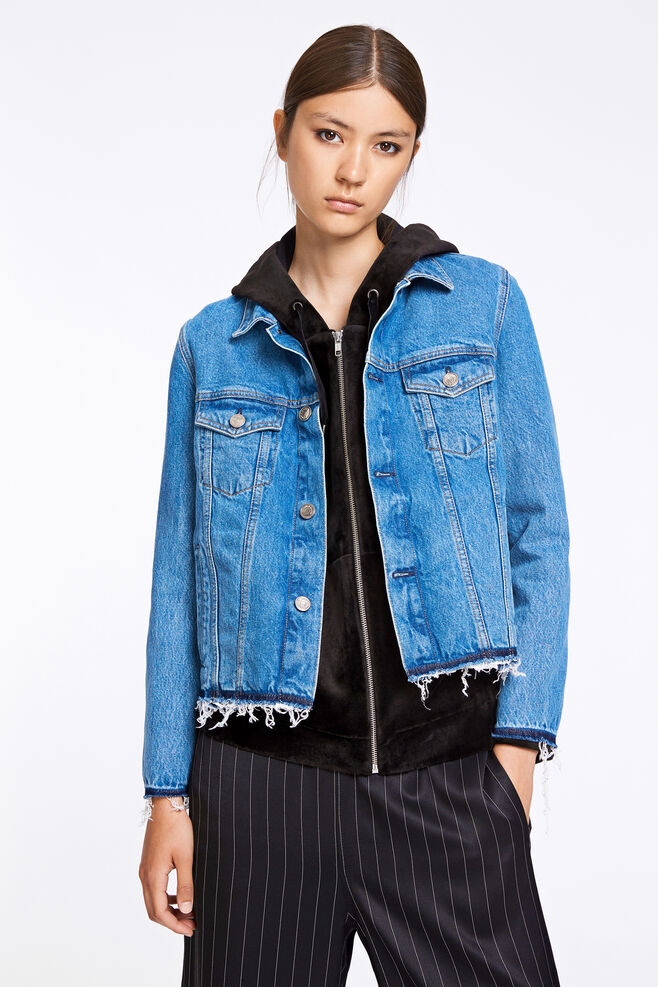 Jenny jacket 9575, RETRO WASH