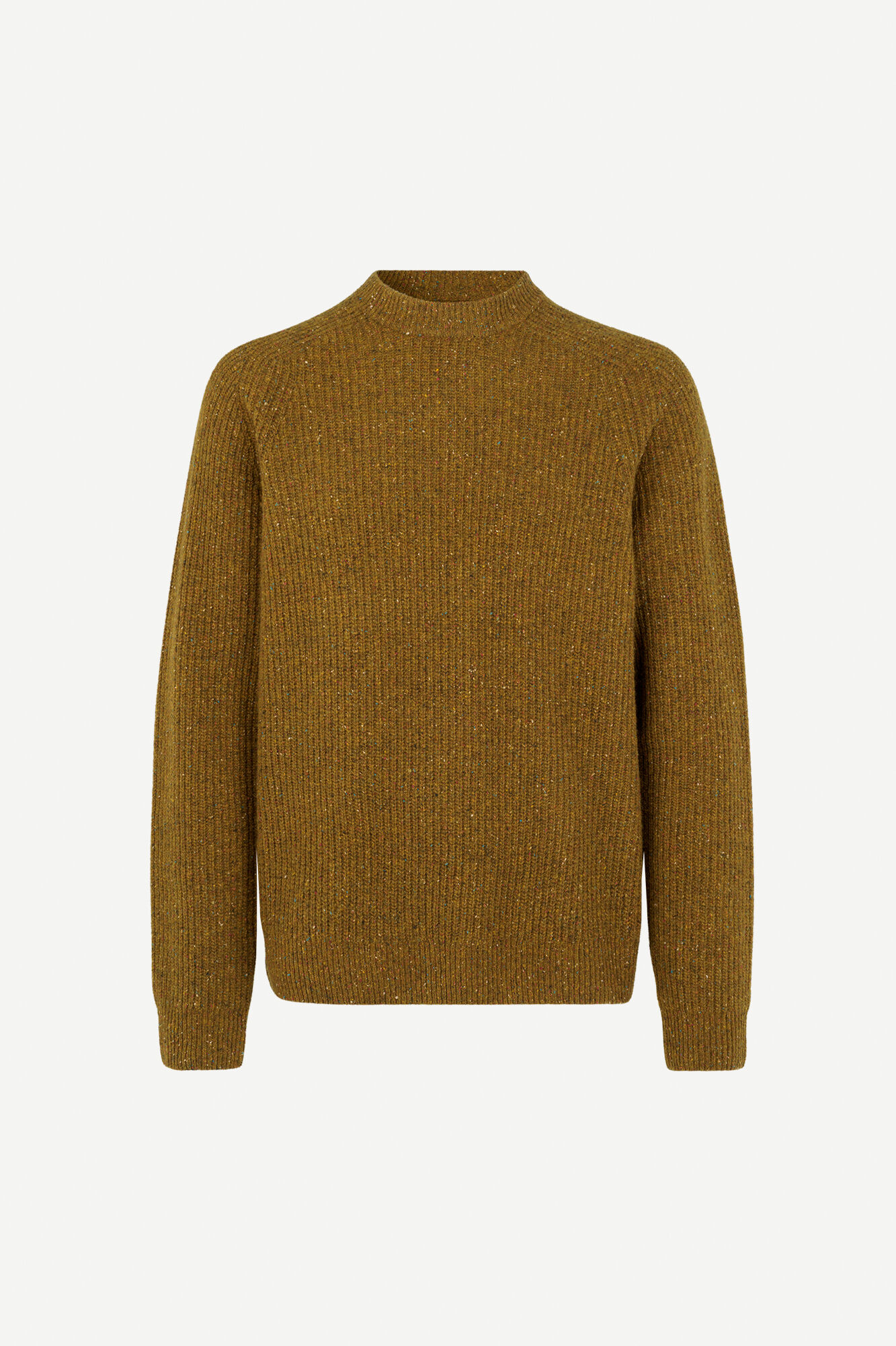 Elliott crew neck 12912, BRONZE BROWN MEL.