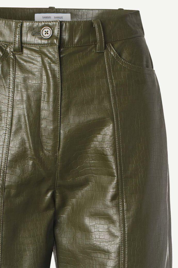 Novah trousers 13178, DARK OLIVE numéro d'image 5