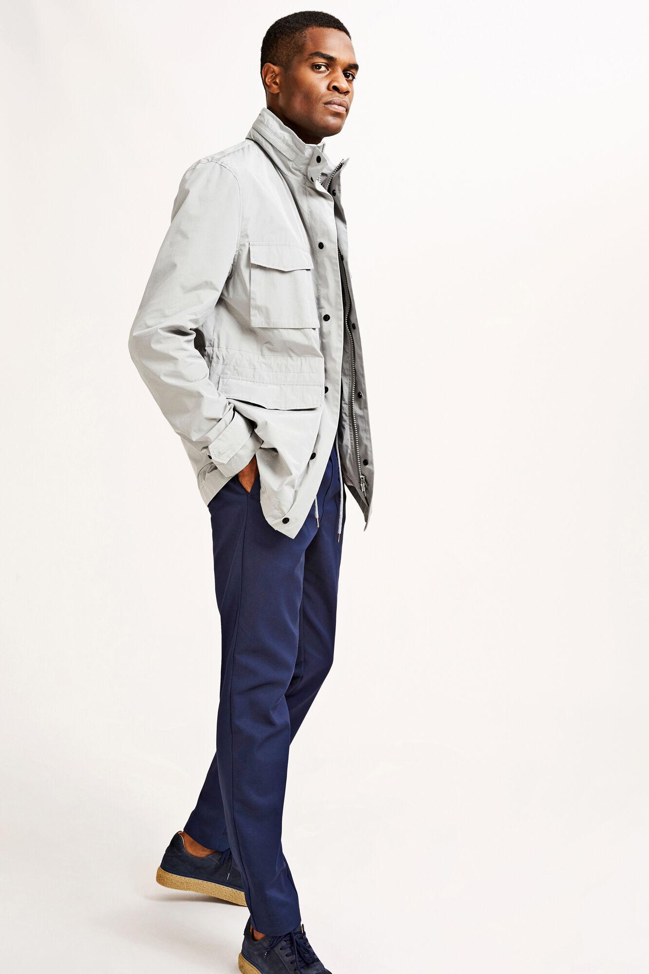 Balti jacket 9775, NATURAL GRAY