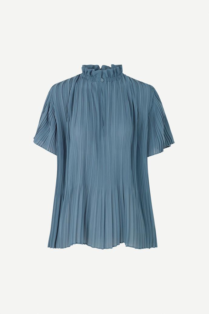 Lady ss blouse 6621, BLUE MIRAGE