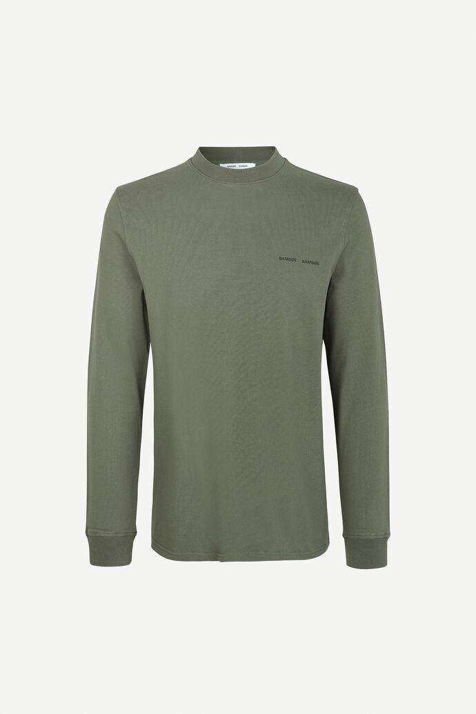 Norsbro t-shirt ls 6024, THYME