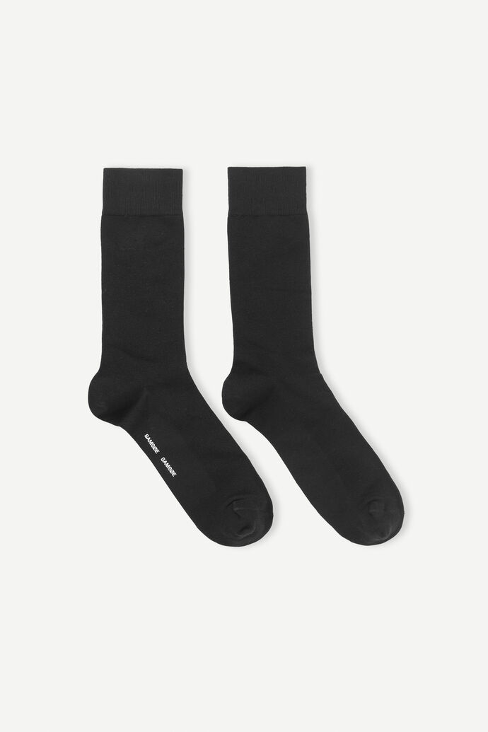 Heino socks 11689, BLACK
