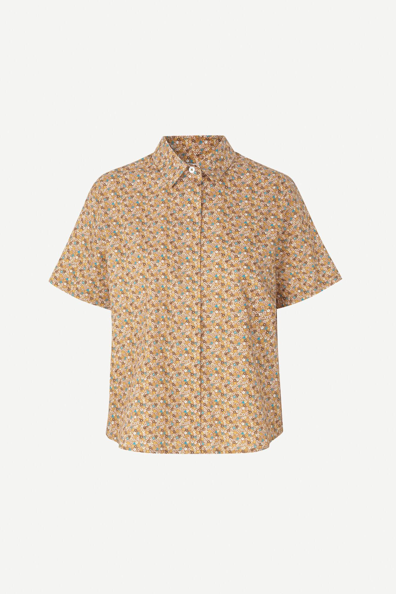 Mina shirt ss aop 11332