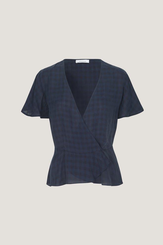 Sylvi blouse ss 10851