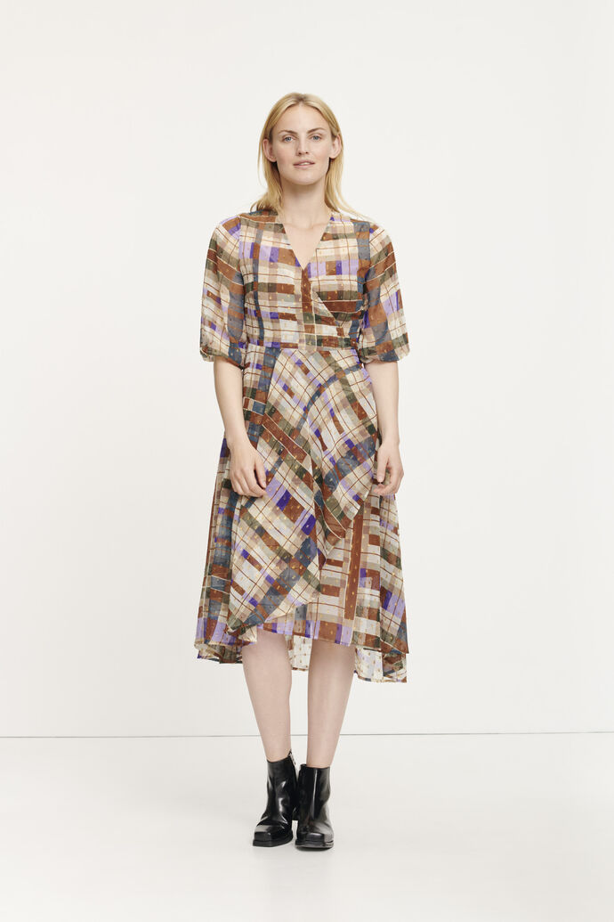 Veneta dress aop 11243