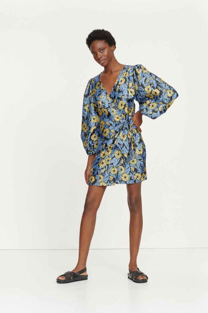 Magnolia short dress aop 11244