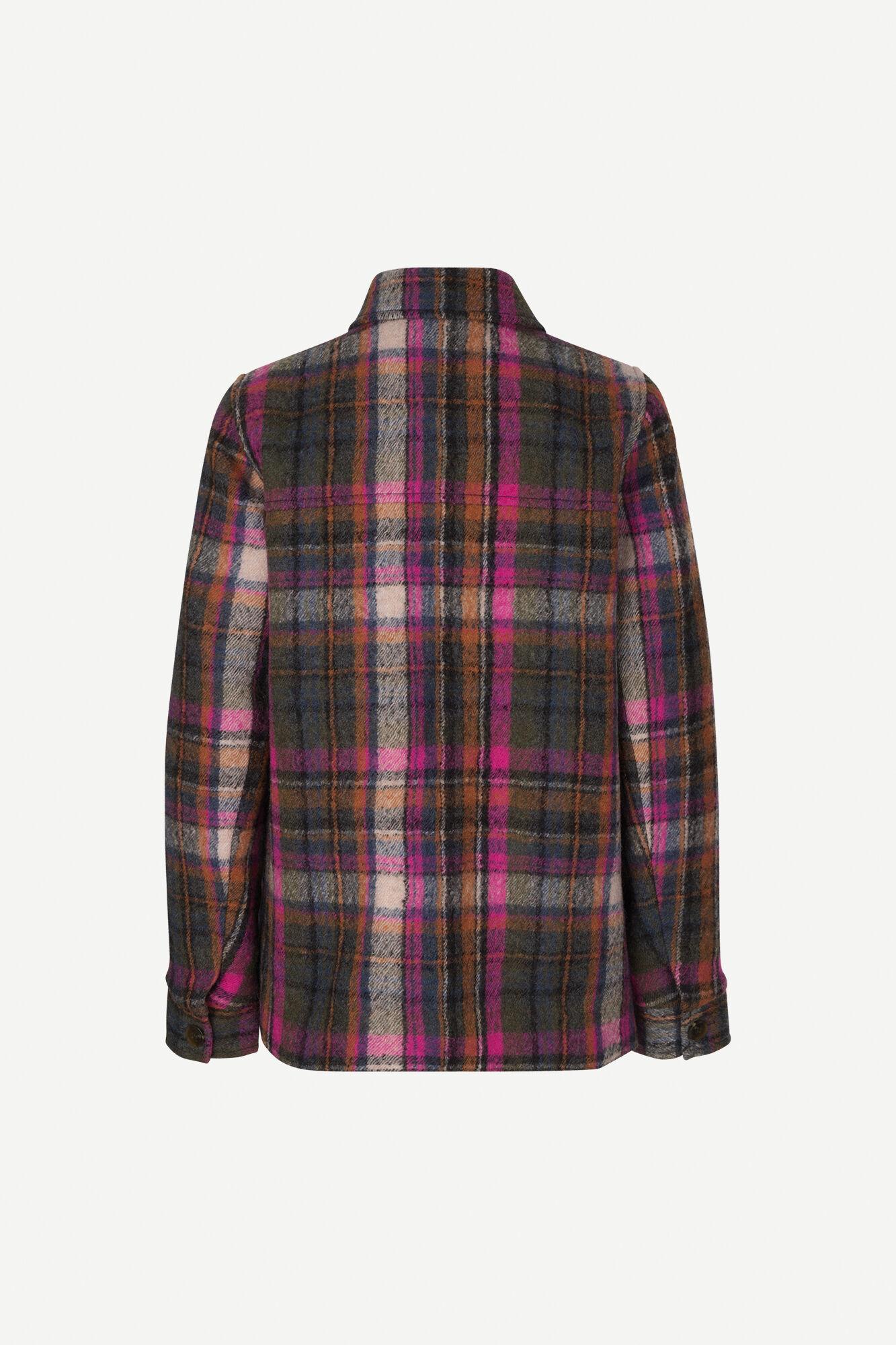 Agathe jacket 12897, MAGENTA CH.