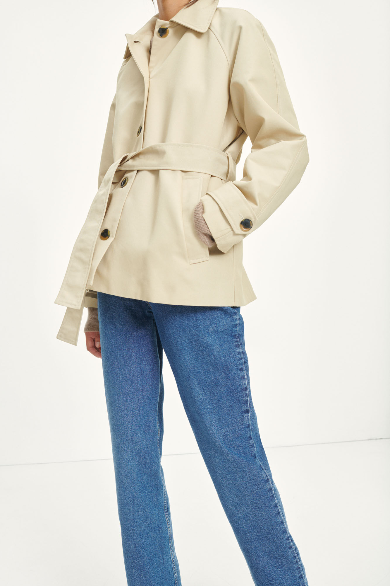 Mya jacket 13105, QUICKSAND