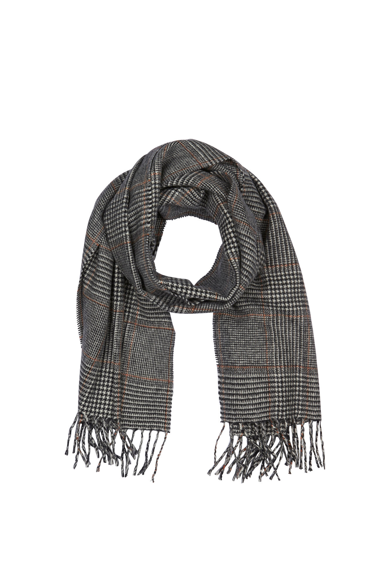 Bugzy scarf 9409, BLACK CH