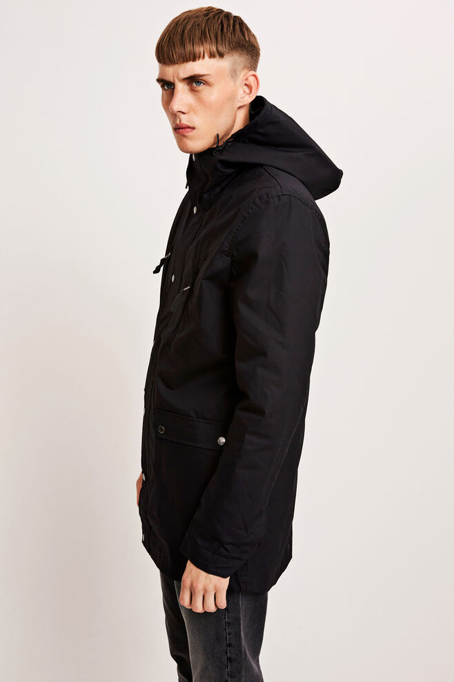 Beaufort jacket 3955, BLACK