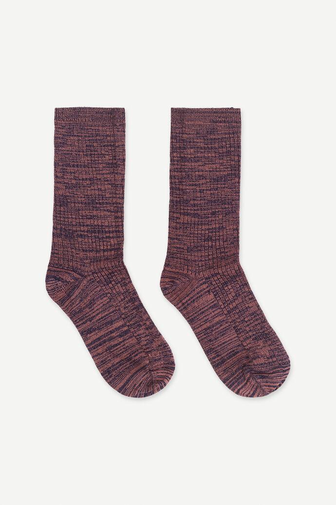 Botrall socks 11169, NAVY ROSE