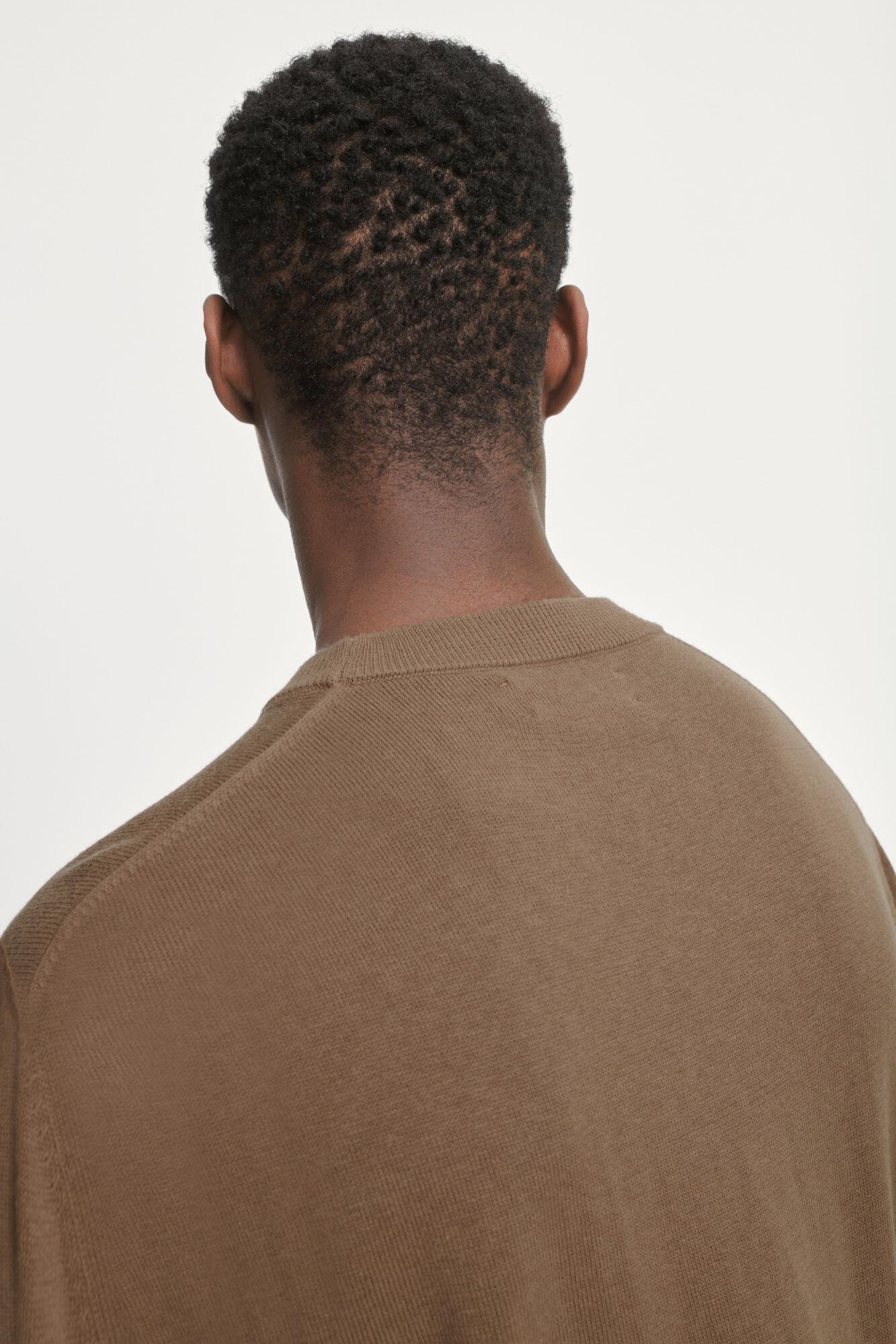 Thijs crew neck 13062