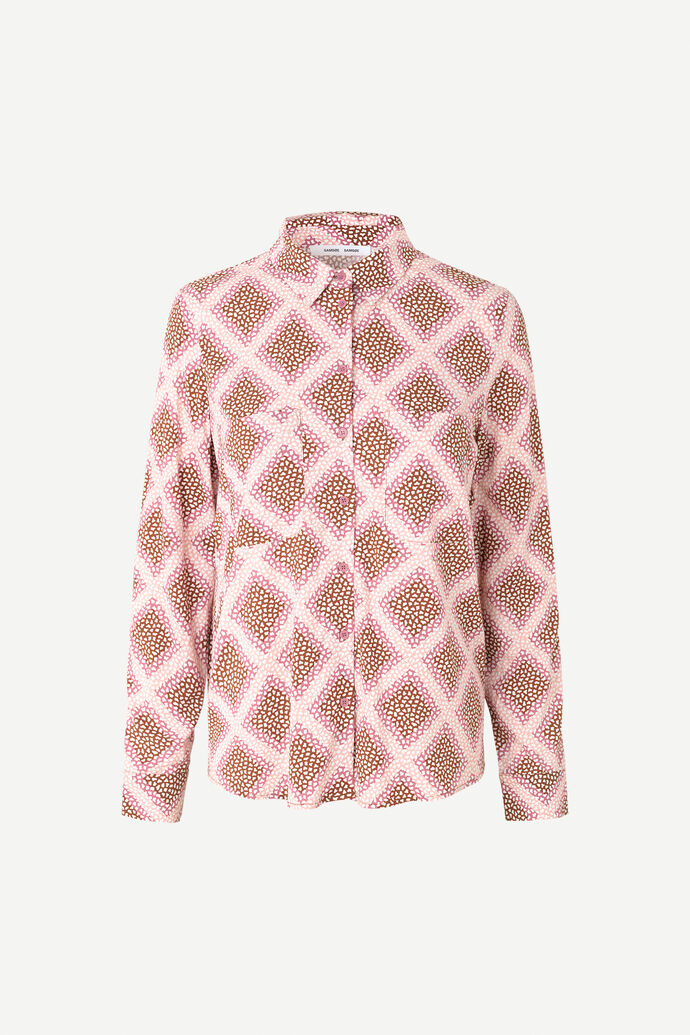 Milly shirt aop 9942, FOULARD