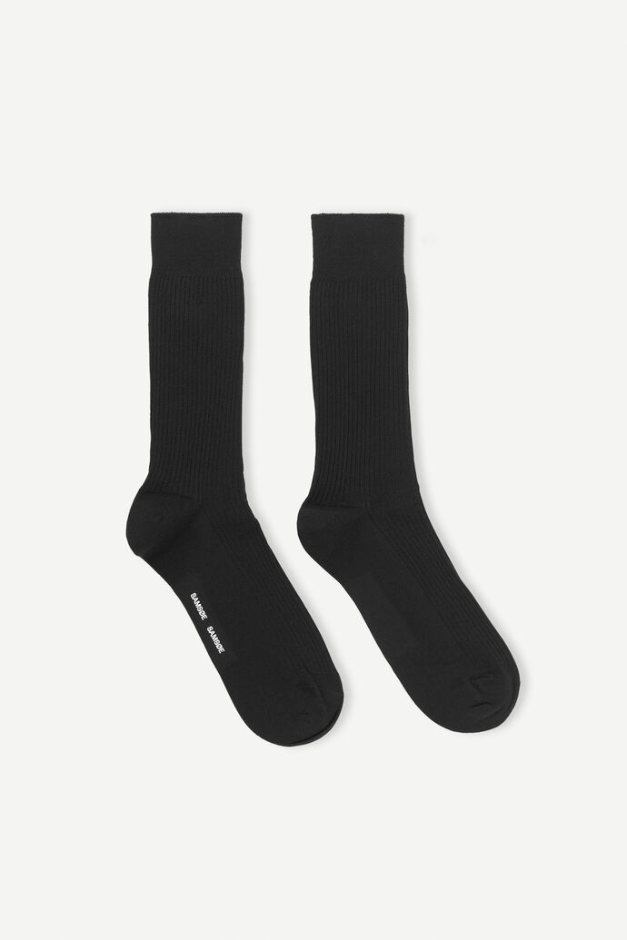 Hanse socks 11690, BLACK