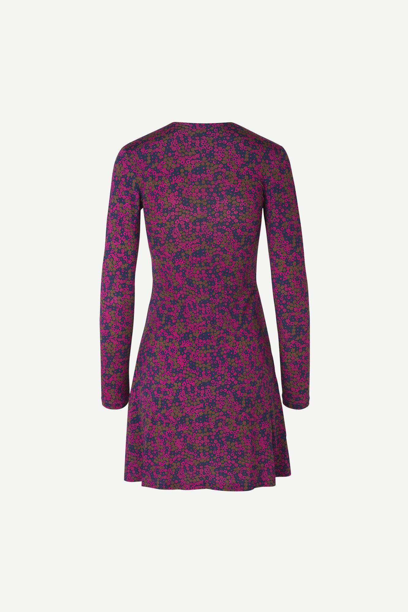 Elsi short dress aop 10908