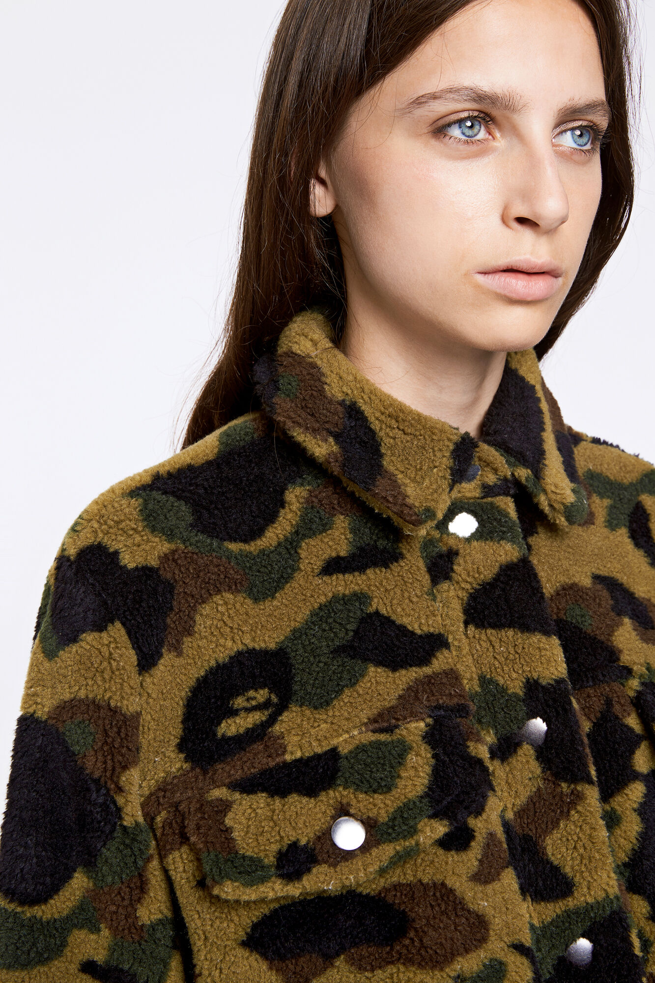 Colly jacket aop 8314, CAMO