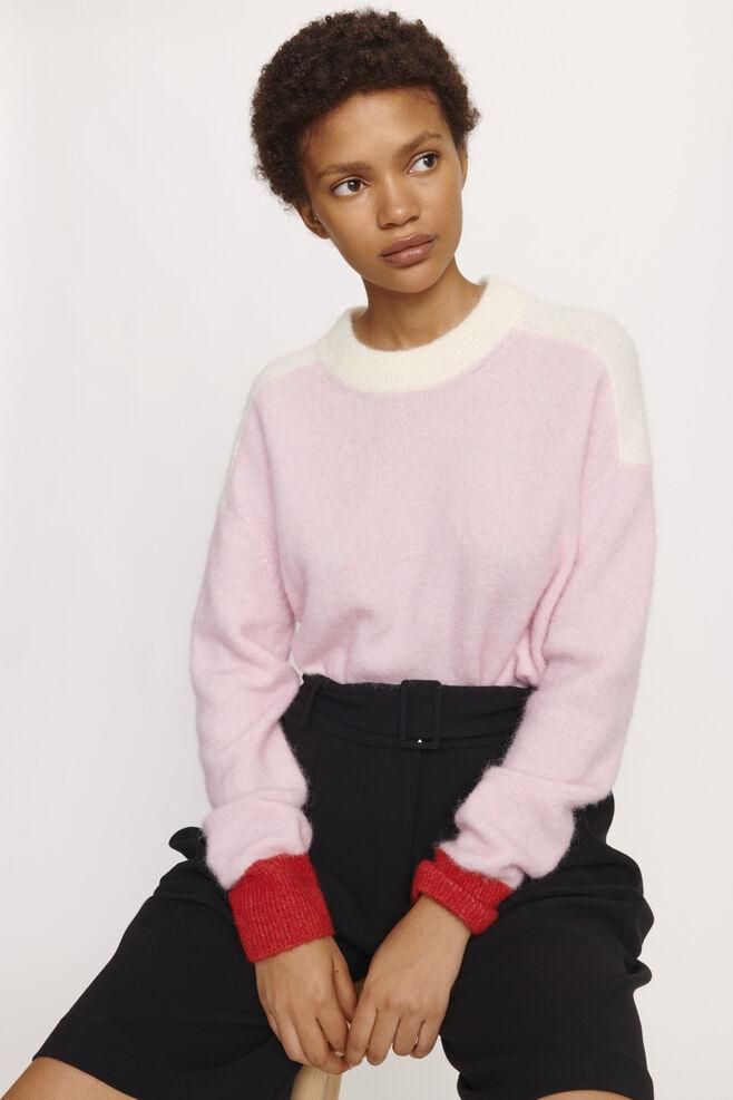 53cee080 O-neck knitwear - Women's Store | Samsøe & Samsøe®