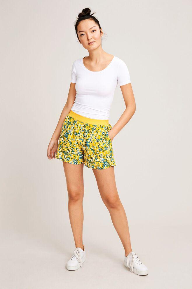 Nessie shorts aop 6515, SOLEIL JARDIN