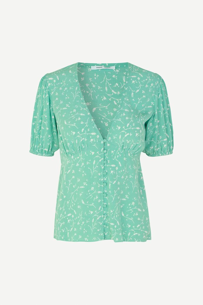 Petunia ss blouse aop 10056