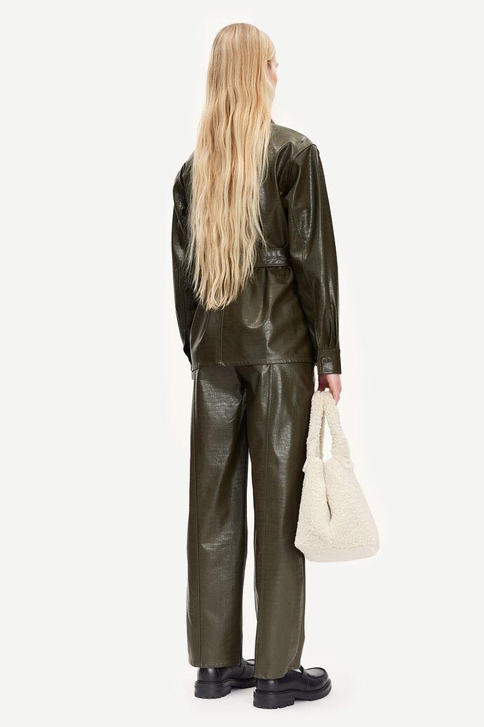 Novah trousers 13178, DARK OLIVE numéro d'image 1
