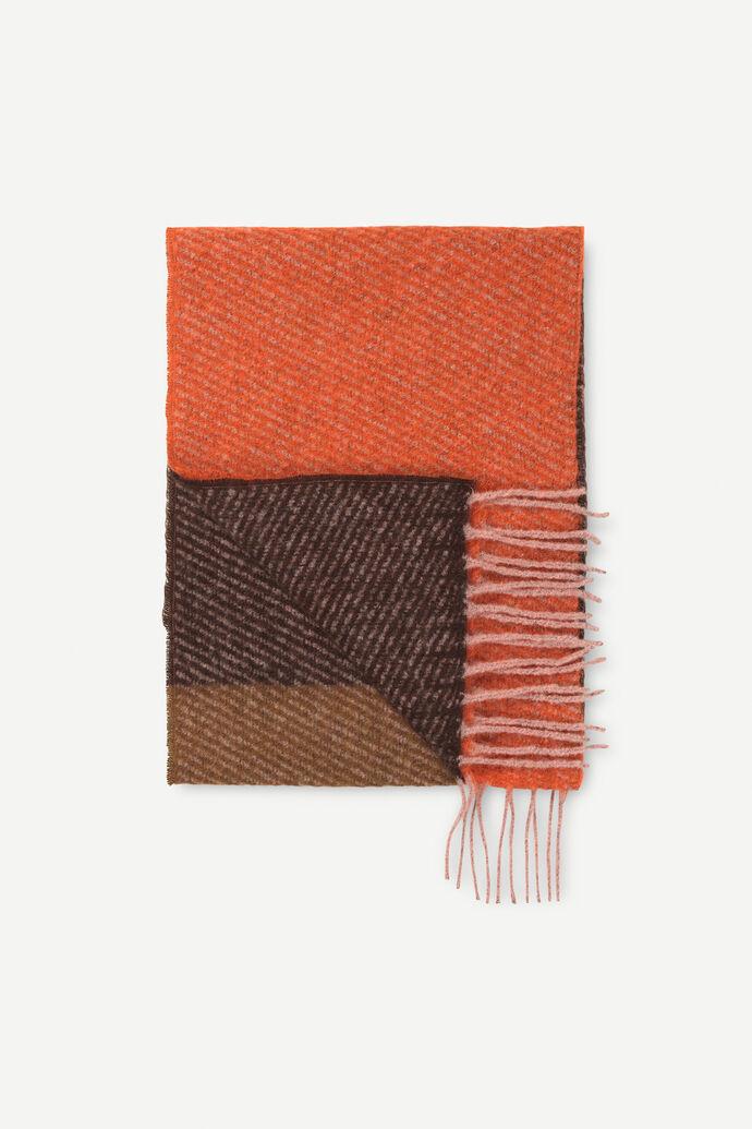 Cori scarf 14196, SPICY ORANGE numéro d'image 0
