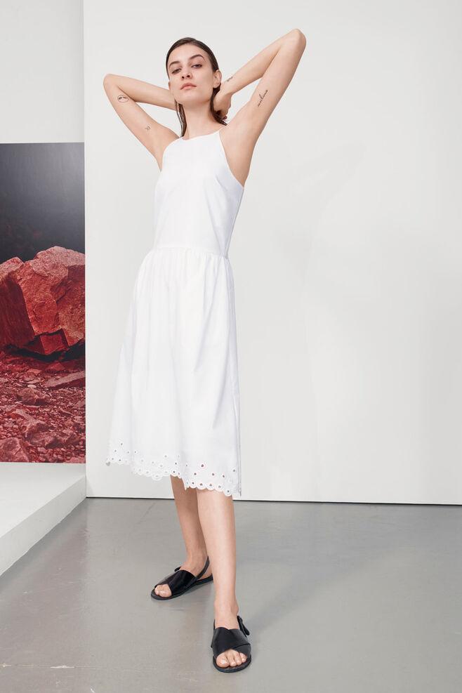 Leone dress 9936, WHITE